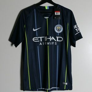 New Manchester City Jersey